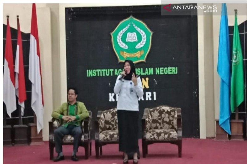 BNN Sultra sosialiasi P4GN pada mahasiwa baru di IAIN Kendari