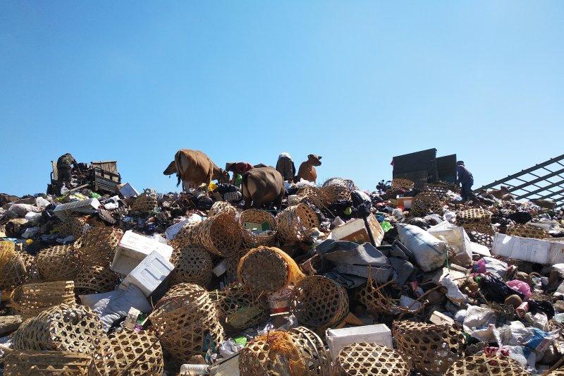 Kelola sampah di daerah wisata ala Gili Eco Trust