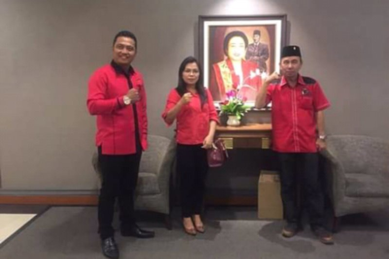 Tiga politisi PDI-P ikuti FPT calon Ketua DPRD Mitra