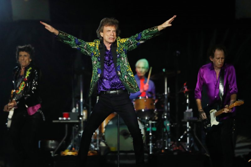 Rolling Stones dijadikan nama batu luar angkasa di Mars