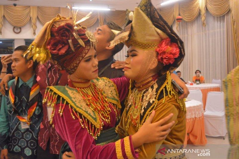 Isak tangis warnai penutupan SMN 2019 di Sumbar
