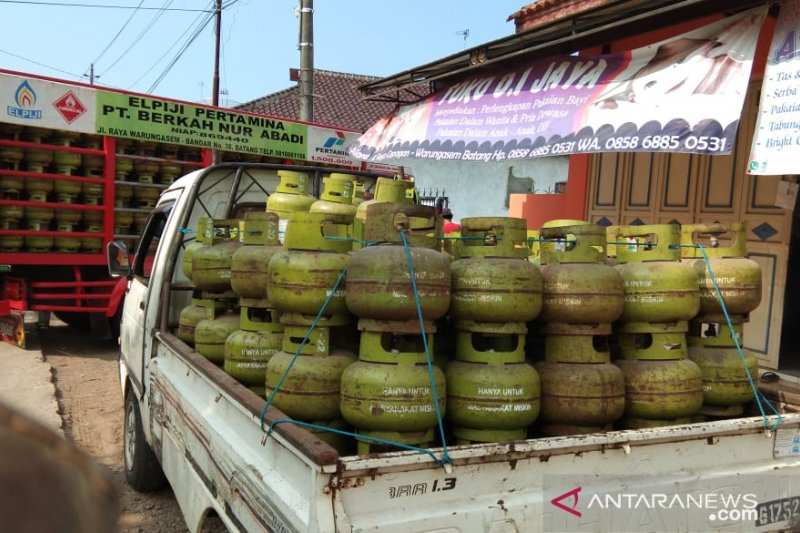 Alokasi elpiji bersubsidi di Pekalongan ditambah 256 tabung