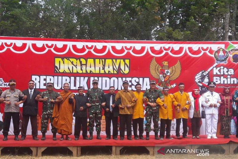 Kasdam: Dusun Porot model kampung toleransi beragama