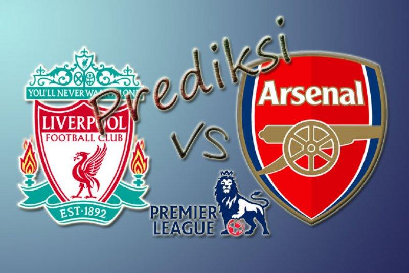 Duel panas Liverpool vs Arsenal, ini prediksinya