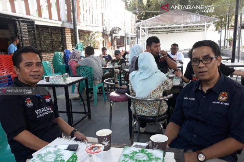KPU Sulawesi Tengah mulai susun agenda persiapan Pilkada serentak 2020