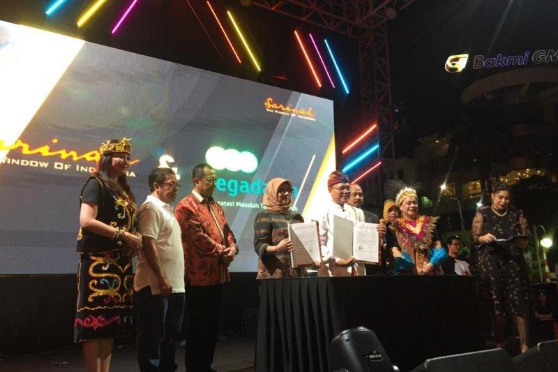 Tingkatkan penjualan, Sarinah gandeng Pegadaian dan Kopi Nusantara