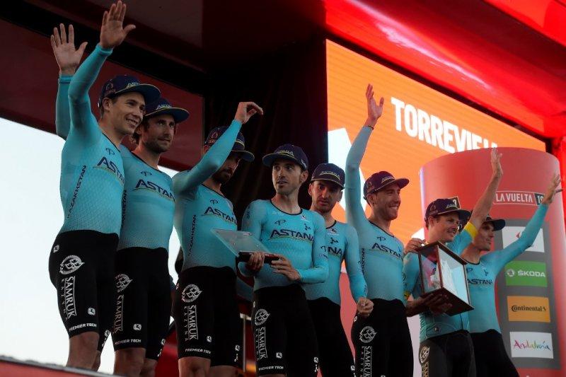 """""""Superman""""  juarai etape pertama La Vuelta a Espana"""