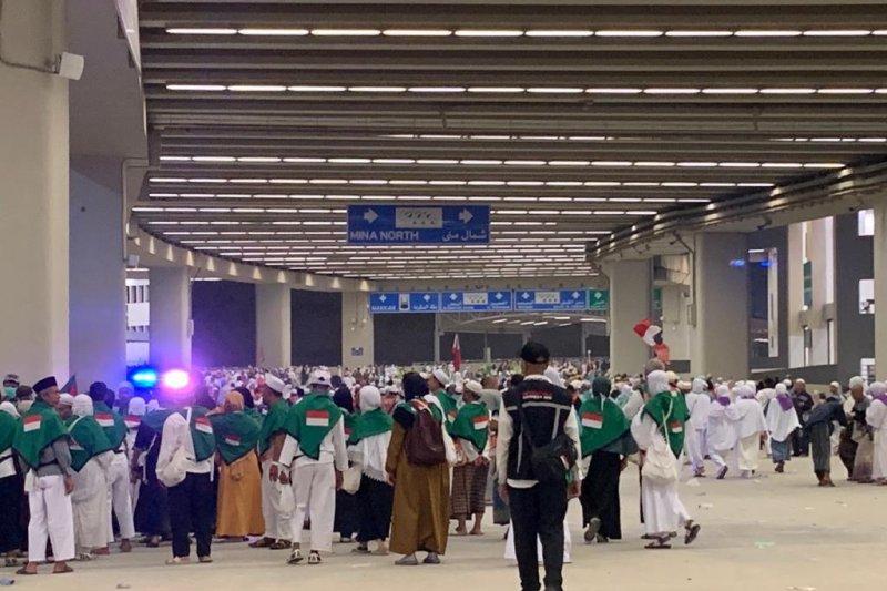 Arab Saudi catat jumlah haji tahun ini 2,49 juta orang