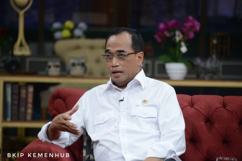 Menhub tinjau YIA dan Stasiun Kedundang Yogyakarta
