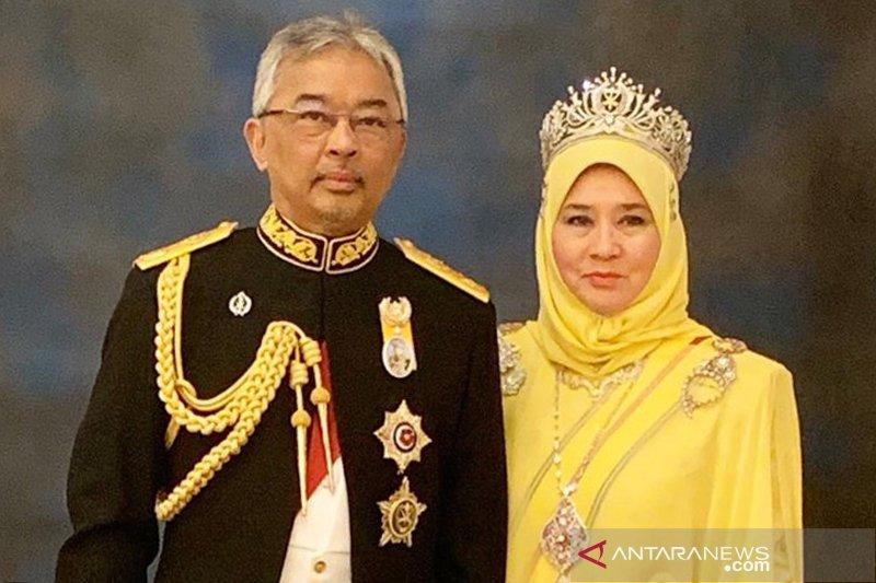 Raja Malaysia berkunjung ke Indonesia