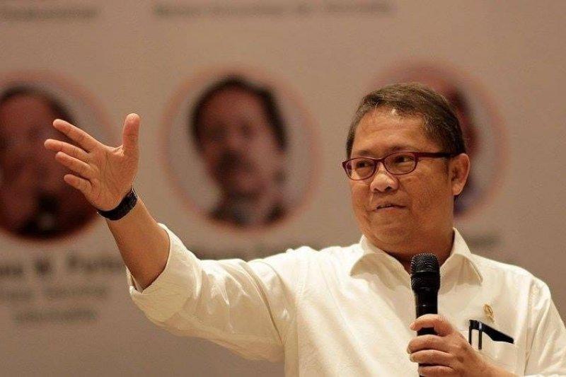 Menkominfo: layanan seluler Jayapura terganggu akibat perbuatan OTK