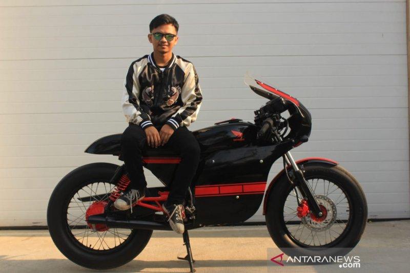 """""""Custom motor"""" karya pemuda Bandung menembus pasar Internasional"""
