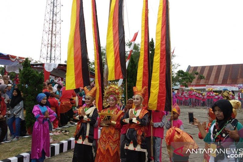 Festival Sumarak Luhak Nan Tuo libatkan 400 murid SD