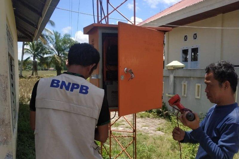 Alat deteksi tsunami di Agam berfungsi 100 persen