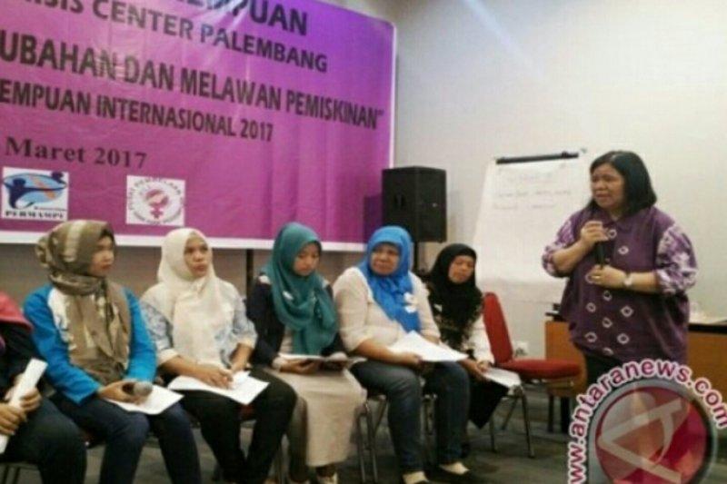 WCC Palembang gelar kampanye 16 hari anti kekerasan perempuan