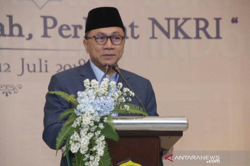 Zulkifli: PAN akan dukung kebijakan pemerintahan Jokowi