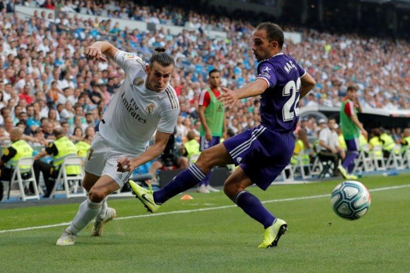 Madrid diimbangi  Valladolid 1-1