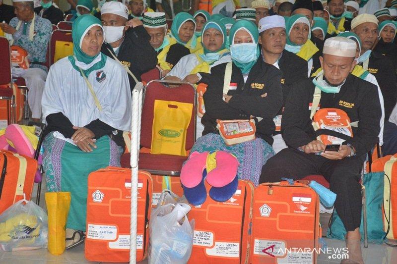 Jemput jamaah haji, PPIH Banyumas siapkan ambulans dan tenaga medis