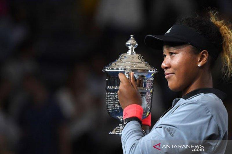 Turnamen US Open dalam angka