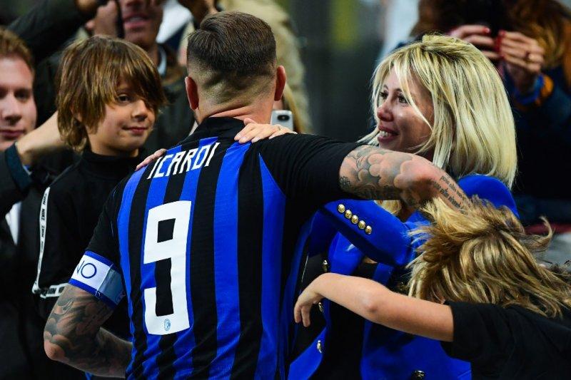 Agen sekaligus istri tegaskan keinginan Icardi pada Inter