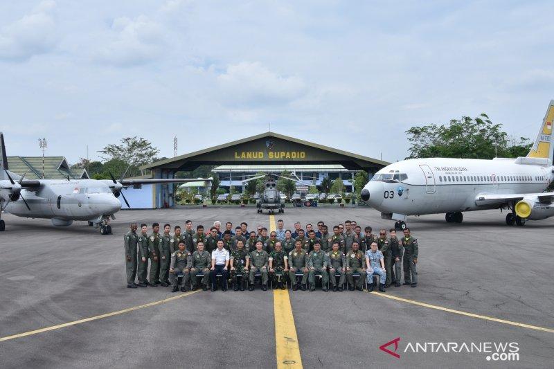 TNI AU-RSAF gelar Latma Camar Indopura XXVI di Lanud Supadio