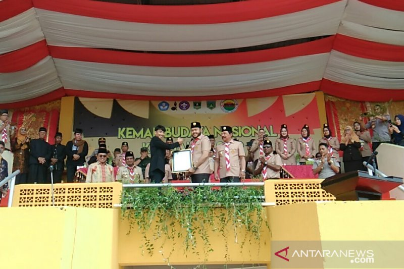 Atraksi budaya KBN 2019 di Padang Panjang pecahkan rekor MURI
