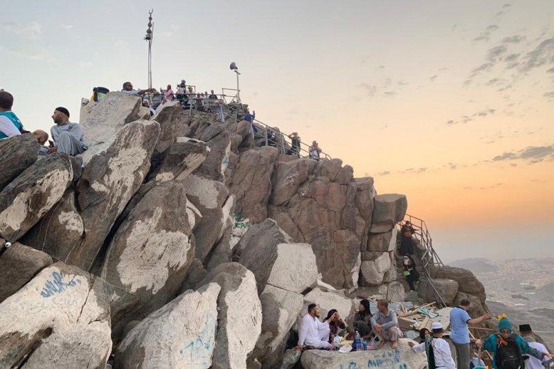 Wisata ziarah ke Jabal Nur Mekkah dianggap punya makna tinggi