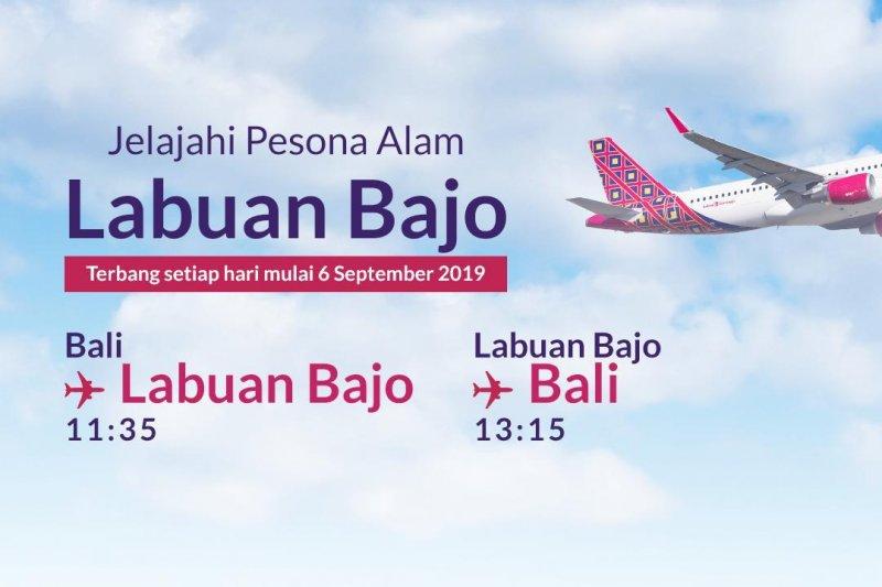 Batik Air buka rute baru Denpasar-Labuan Bajo