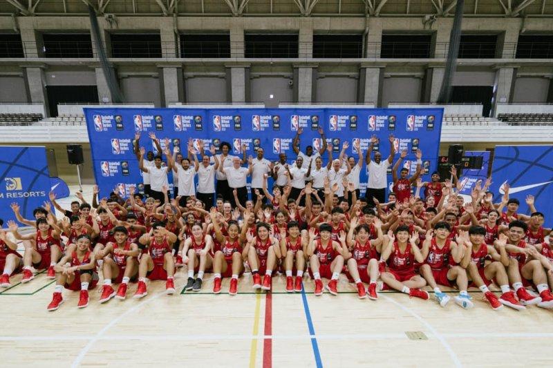 Tiga anak Indonesia ikut kompetisi Basketball Without Borders Asia 2019