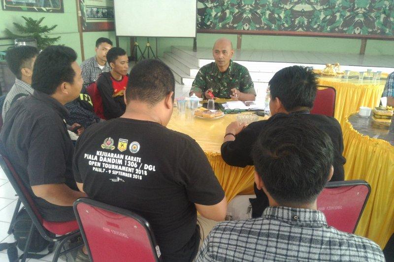 Kodim 1306/Donggala kini dipimpin perwira berpangkat kolonel
