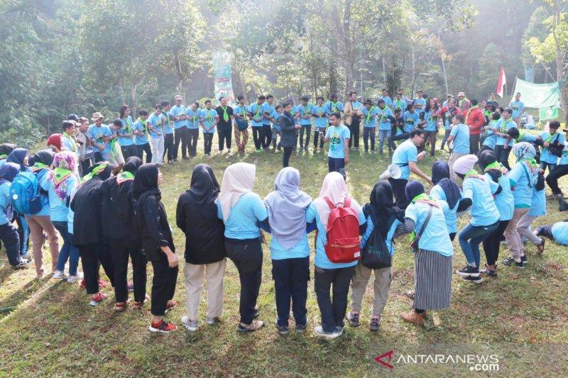 Halimun Youth Camp 2019 pererat hubungan tujuh negara