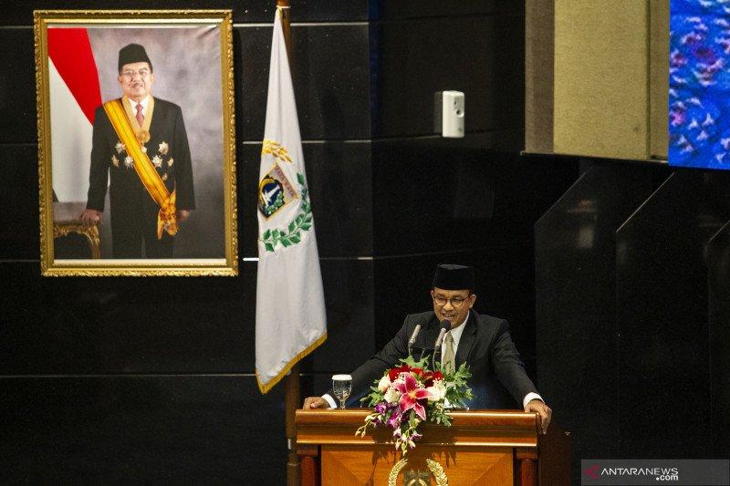 Gubernur Anies ganti Dirut Dharma Jaya