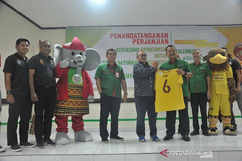 PT Semen Baturaja  sponsori Laskar Wong Kito
