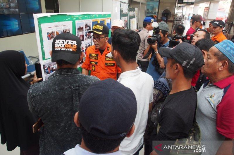 Basarnas : Batas pencarian korban kapal tujuh hari setelah kejadian