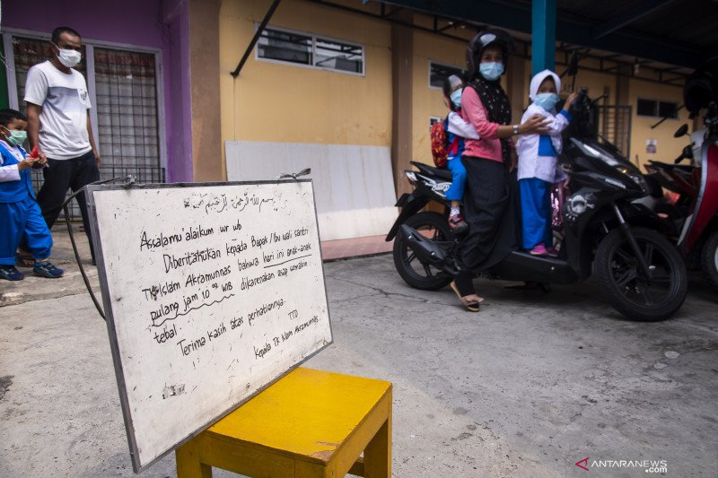 3.500 warga Pekanbaru terserang ISPA selama kabut asap