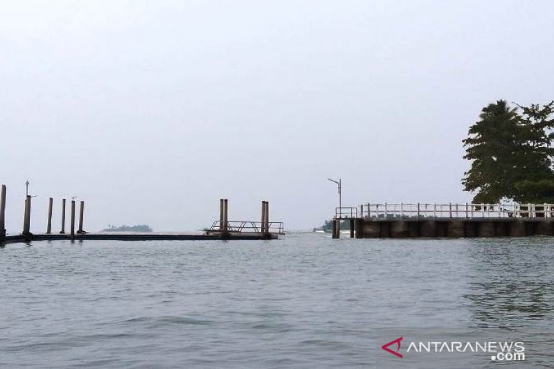 Pariaman floating dock will function in the next month