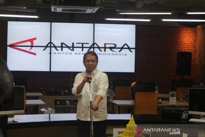 Menkominfo ingin ANTARA integrasikan seluruh