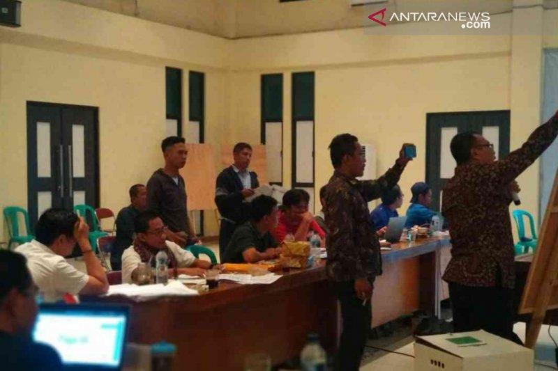 KPU Kabupaten Bekasi selesaikan sanding data putusan MK