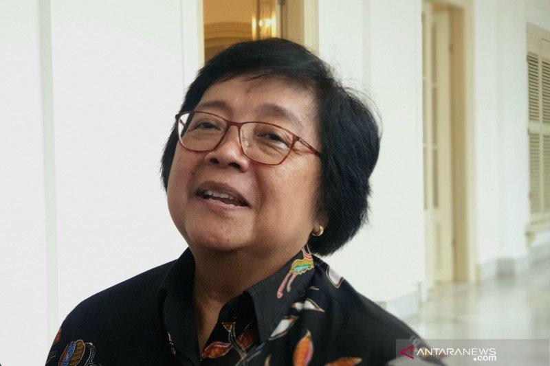 Menteri LHK: Pemindahan ibu kota targetkan perbaiki Tahura Bukit Soeharto