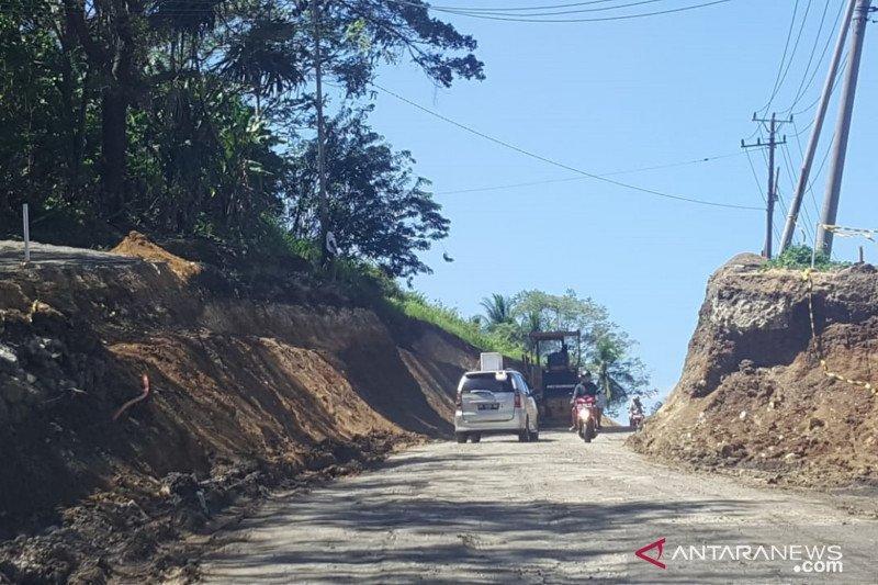 BPJN tidak ada anggaran relokasi tiang listrik di Bitung-Minahasa Utara