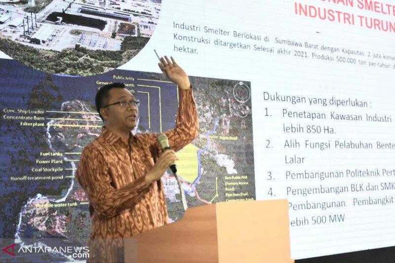 Gubernur NTB dorong konektivitas wilayah untuk buka ekonomi baru