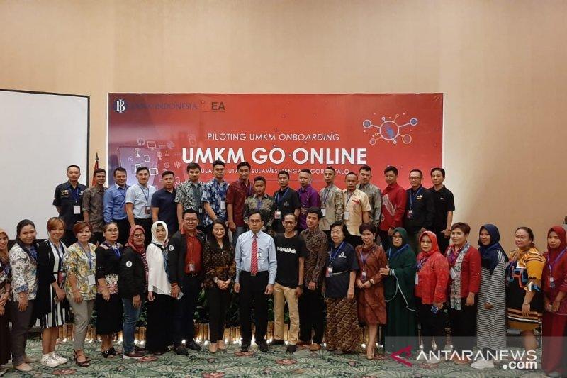 """BI dorong UMKM Sulawesi Utara """"go digital"""""""