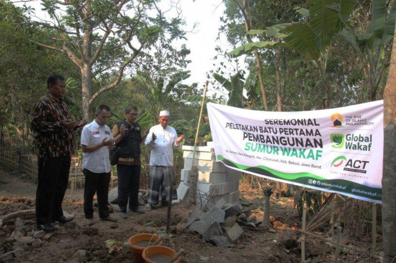 ACT aktivasi ribuan sumur wakaf atasi kekeringan di Indonesia