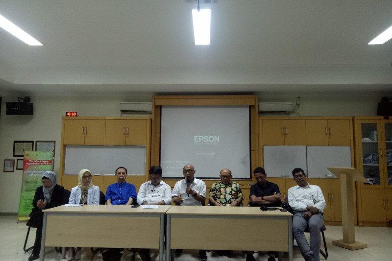 Tim dokter RSUP M. Hoesin Palembang pisahkan bayi kembar siam
