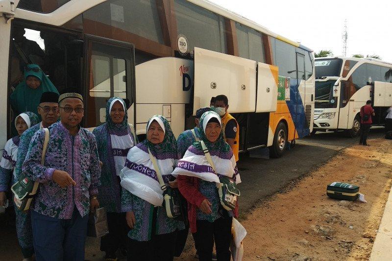 Bertambah dua, sudah 9 orang jamaah haji Lampung meninggal