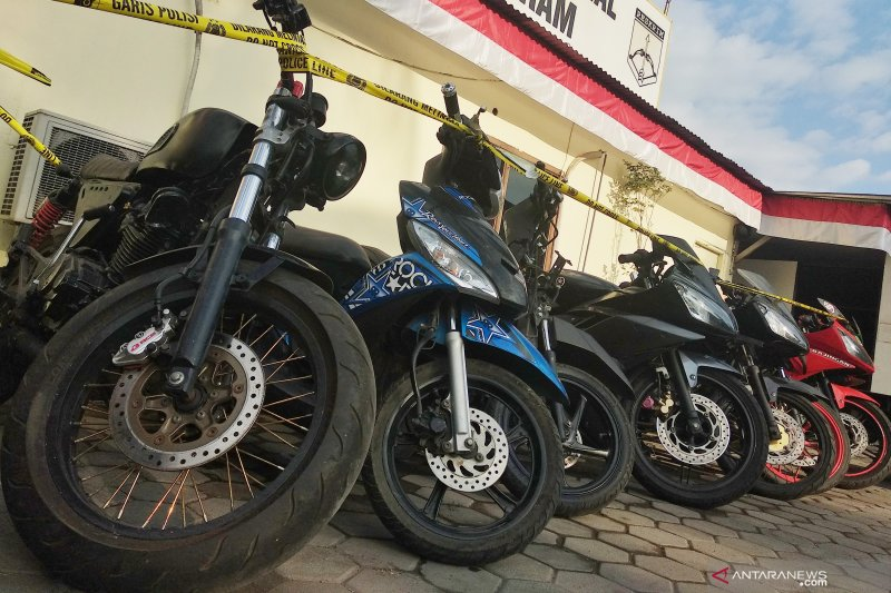 Polres Mataram tangkap residivis kasus pencurian