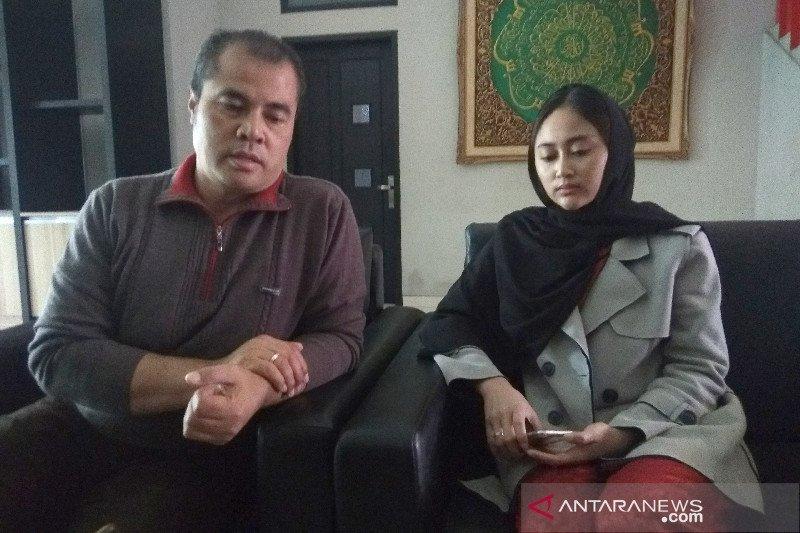 Aceng Fikri laporkan kasus razia hotel di Bandung ke Komnas Perempuan