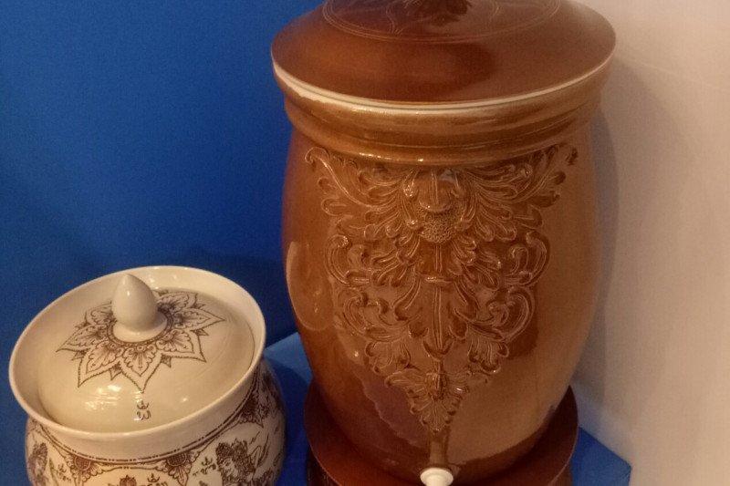 BTIKK kembangkan pot filter keramik ubah air payau jadi air minum