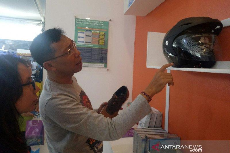 Science Techno Park IPB ciptakan helm berbahan tandan kosong kelapa sawit