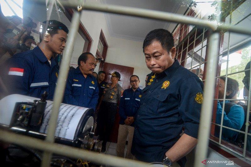 BNPB: 11 seismograf akan dipasang setelah gempa Maluku
